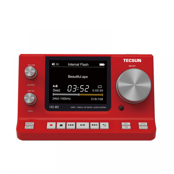 tecsun-hd80-red